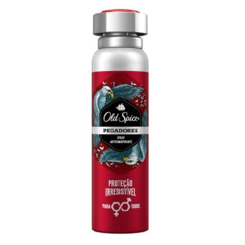 Imagem de Desodorante aerosol old spice 150ml antitranspirante pegador