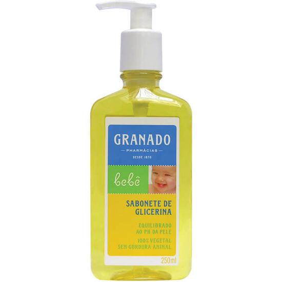 Imagem de Sabonete líquido infantil granado 250ml tradicional