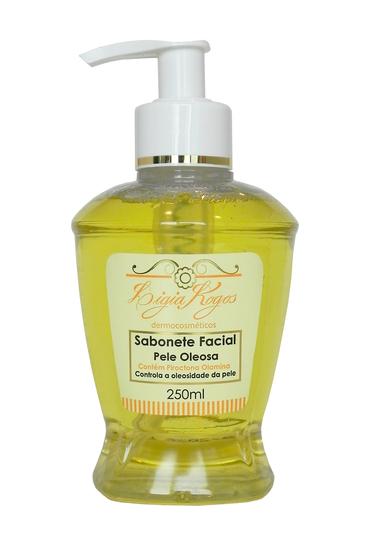 Imagem de Sabonete facial para pele oleosa ligia kogos 250ml