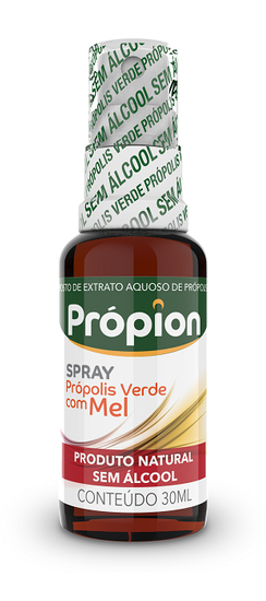 Imagem de Própion mel spray 30ml baldoni