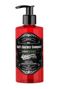 Imagem de Kelma halls barber sabonete shower shave 250ml