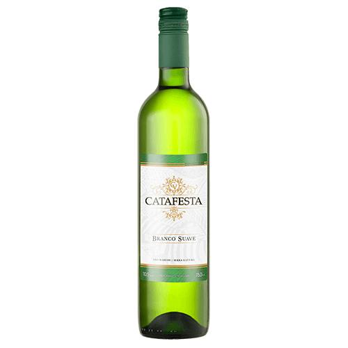 Imagem de Vinho branco de mesa suave catafesta 750ml