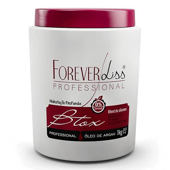 Imagem de Forever liss btx capilar argan oil sem formol 1kg