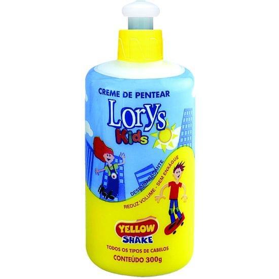 Imagem de Creme de pentear lorys kids yellow dibella