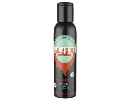 Imagem de Shampoo para barba barba rubra 100 ml barba rubra