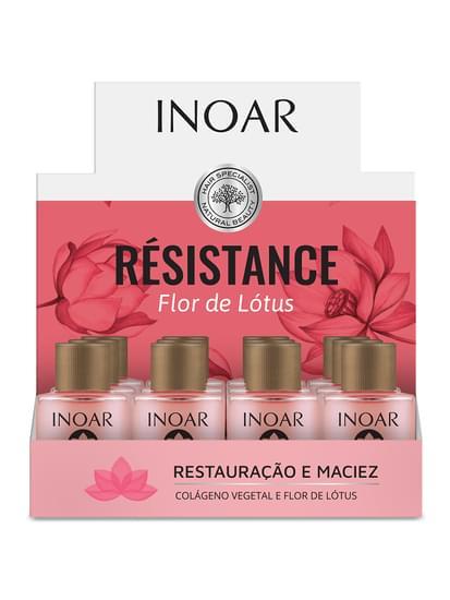 Imagem de Óleo resistance flor de lotus display 12 un. de 7 ml – inoar