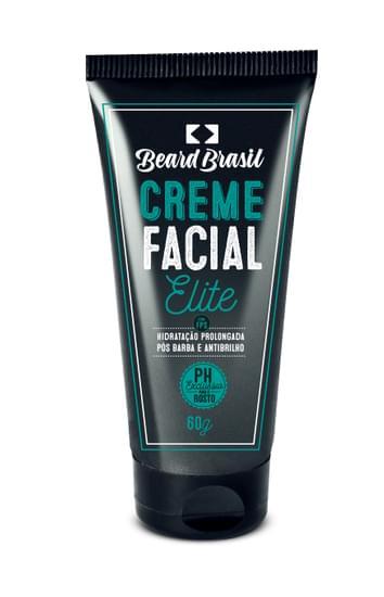 Imagem de Creme facial 60 g beard brasil