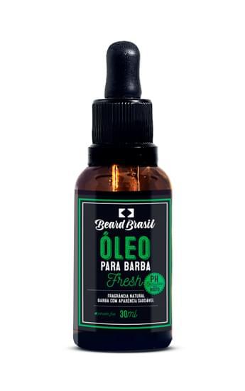 Imagem de Óleo de barba fresh 30 ml beard brasil