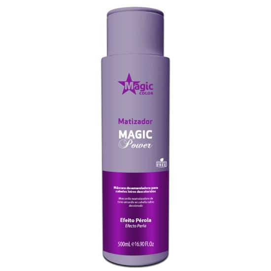 Imagem de Matizador magic power 500ml magic color