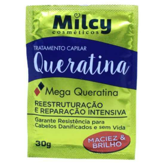 Imagem de Milcy sachet capilar queratina 30g