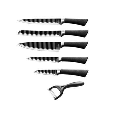 Imagem de Conjunto de facas 6 peças - 7500-6p - hercules