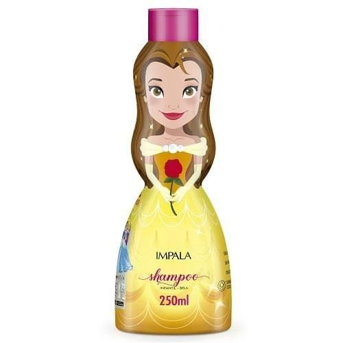 Imagem de Shampoo infantil disney bela 250ml impala