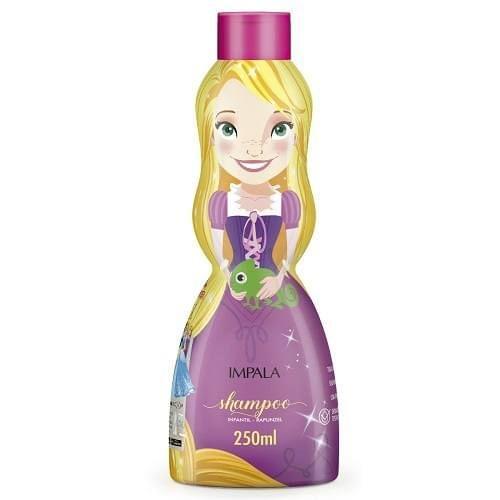 Imagem de Shampoo infantil disney rapunzel 250ml impala