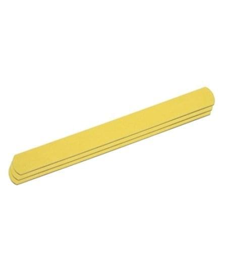 Imagem de Lixa amarelo canario para unha com 3 unidades santa clara