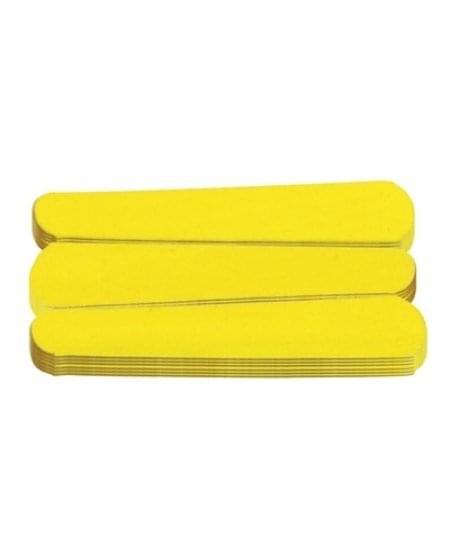 Imagem de Lixa unha mini canario pacote com 20 unidades santa clara